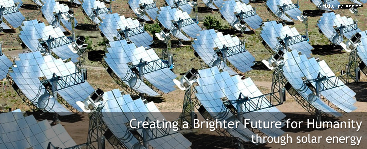 Creating a Brighter Future for Humanity through Solar Energy